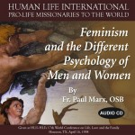 Feminism and the Different Psychology of Men and Women