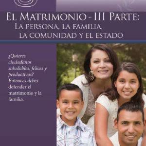 Part Three Marriage Spanish